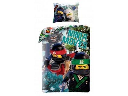 Detské obliečky Lego Ninjago
