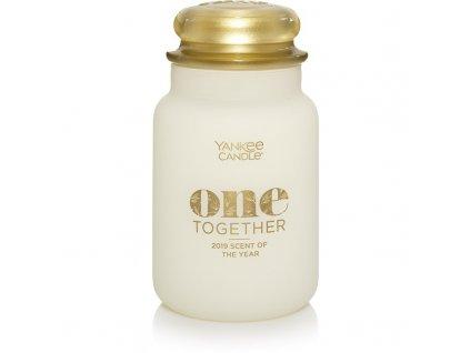 Vonná sviečka Yankee Candle - One together 2019 - Limited edition