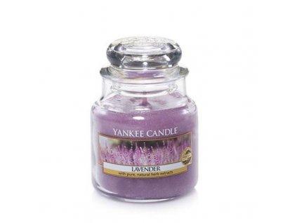 Vonná sviečka Yankee Candle - Lavender