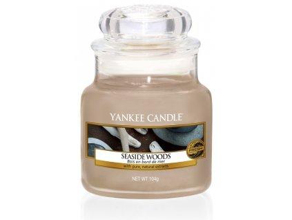 Vonná sviečka Yankee Candle - Seaside woods