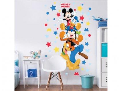Samolepky na stenu - Minnie Mouse Disney