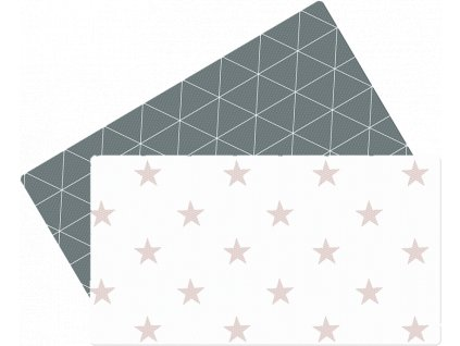 Hracia podložka do kuchyne Grey Star, 75x44x1,2cm