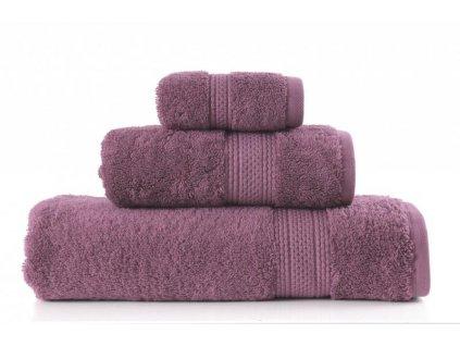 Luxusný levanduľový uterák Egyptian Cotton - 50x90cm
