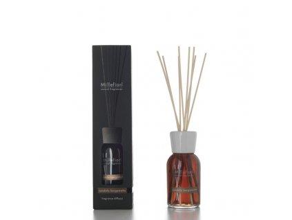 Aroma difuzér Millefiori - Sandalo Bergamotto