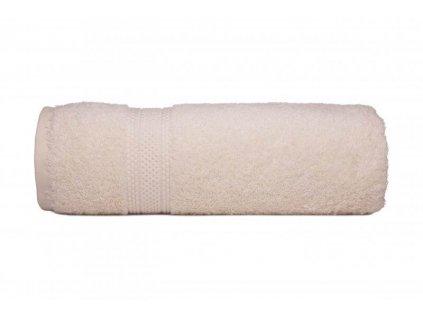 Mäkkučký krémový uteráčik Egyptian Cotton - 30x50cm