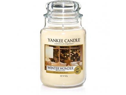 Vonná sviečka Yankee Candle - Winter Wonder
