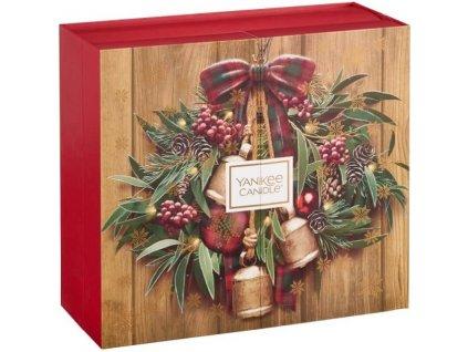Vianočný adventný kalendár Yankee Candle
