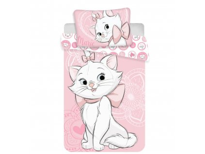 obliecky marie cat pink