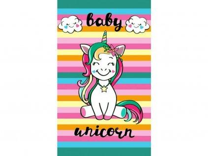 detsky uteracik baby unicorn