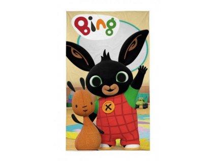 uteráčik zajacik bing