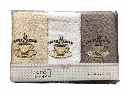 utierky kava hnede sacok