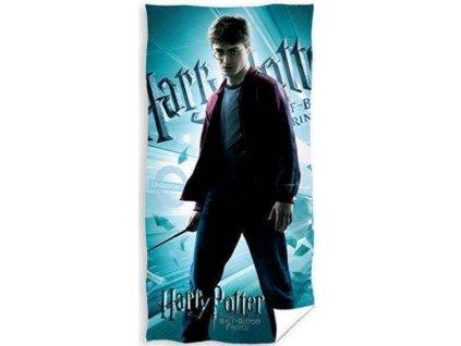 plážová detská osuška Harry Potter