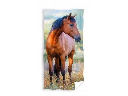 osuška koň 70x140cm, carbotex