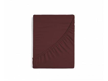 Čokoládová plachta z bavlneného saténu - rôzne veľkosti