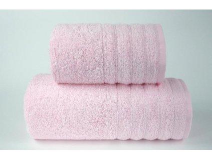 bavlnená osuška Alexa ružová greno