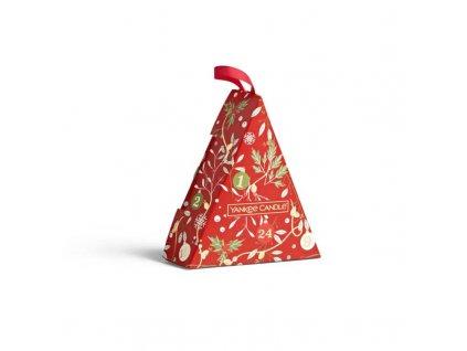 vianočná sada yankee candle cervena