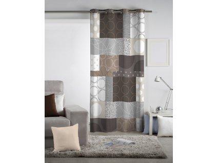 Elegantný dekoračný záves Brenton - 140x260cm