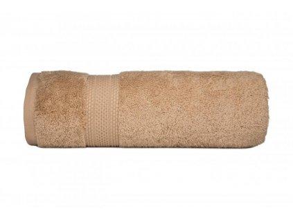 Luxusný béžový uterák Egyptian Cotton - 50x90cm