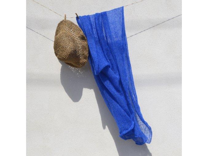 Mohér..modrý