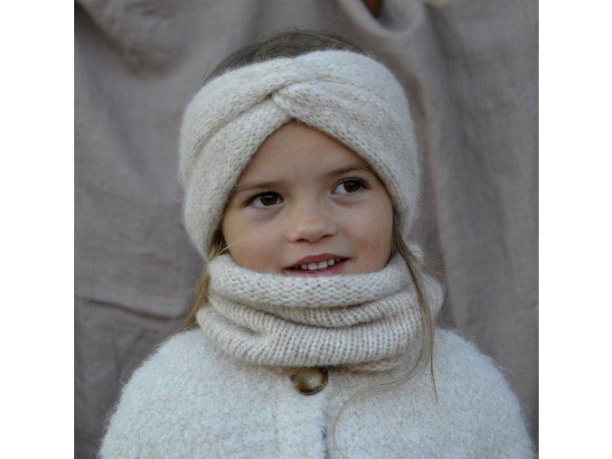 Baby turbančelenka...natur