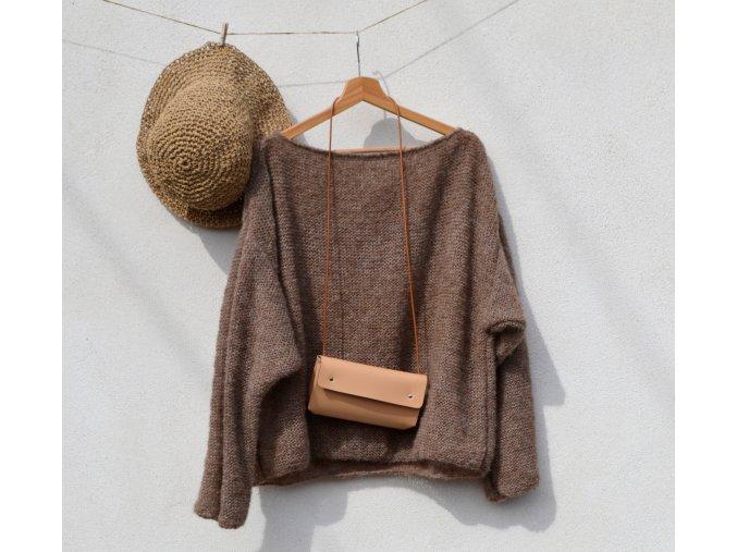 Pletený obláček