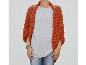 Maxivesta...oranžová