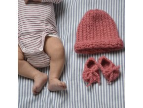 Miminko se narodilo...růžový set