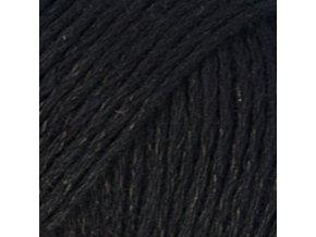 Bomull lin 16 černá