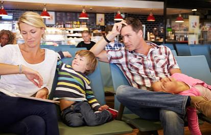 12 tipů jak cestovat s dětmi