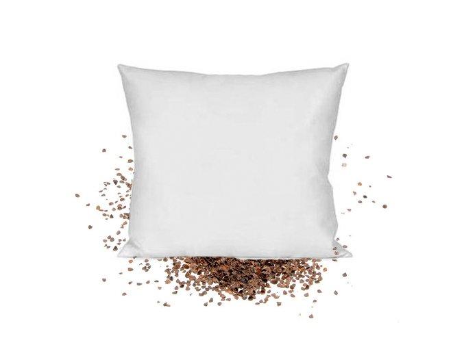 Vnitřní pohankový polštář, pro kvalitnější spánek