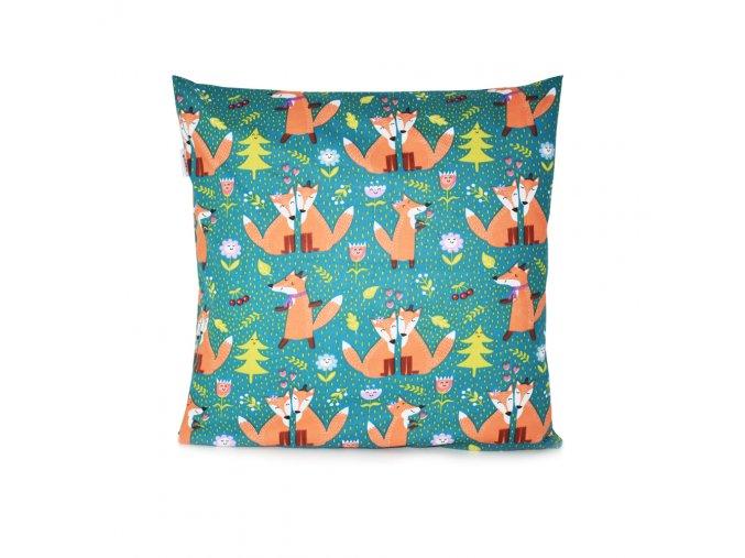 GADEO dekorační povlak na polštář FOX