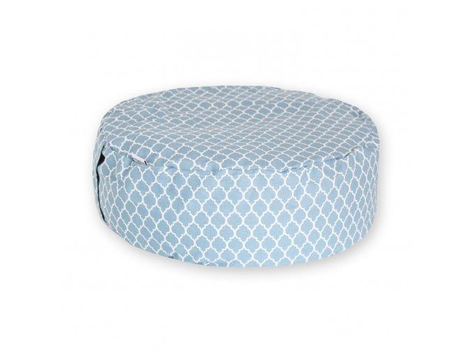 GADEO meditační sedák MAROKO modré