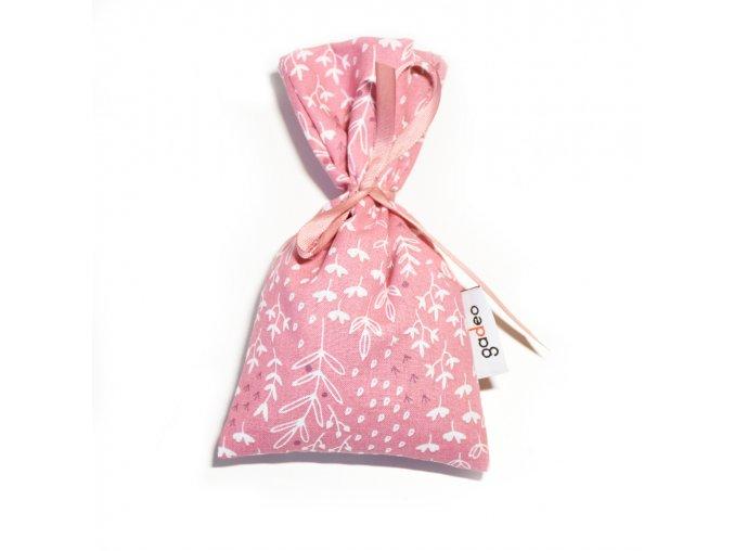 GADEO vonný sáček BYLINKY růžové
