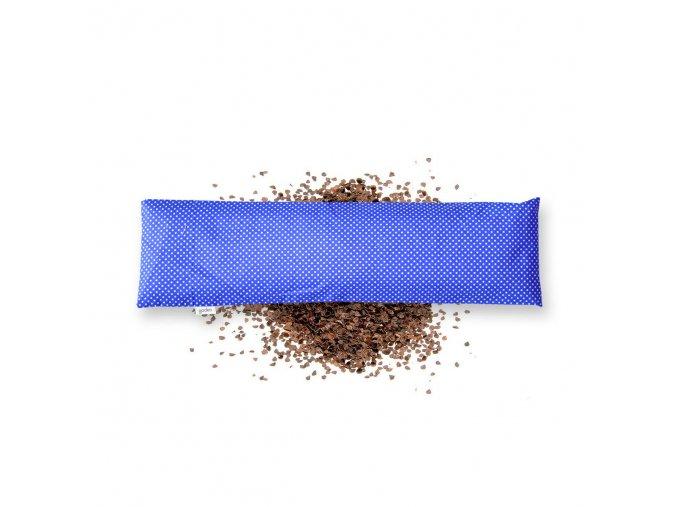 GADEO Pohankový bederní polštářek LITTLE DOTS BLUE