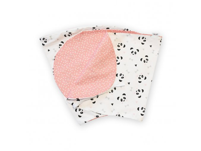 GADEO náhradní povlak ke kojícímu polštáři SASHA pink