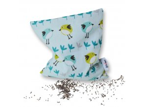 GADEO Řepkový polštářek LITTLE BIRD TYRKYS