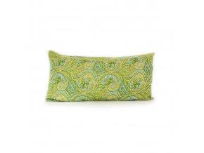 GADEO dekorační povlak na polštář KAŠMÍR zelený