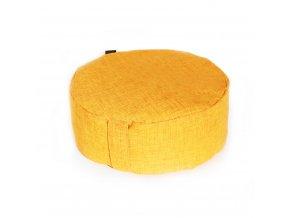 GADEO meditační sedák UNI žlutá