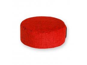 GADEO meditační sedák UNI červená
