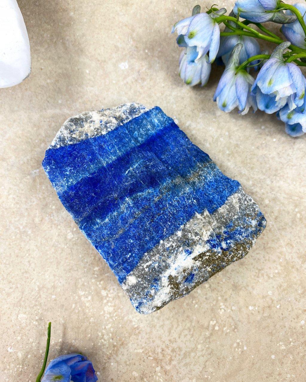 Lapis lazuli surový Afganistan