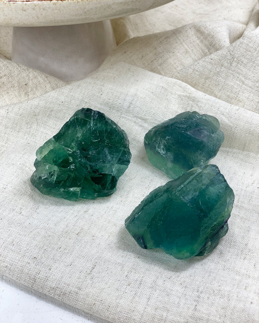 Fluorit zelený surový extra Čína 164g