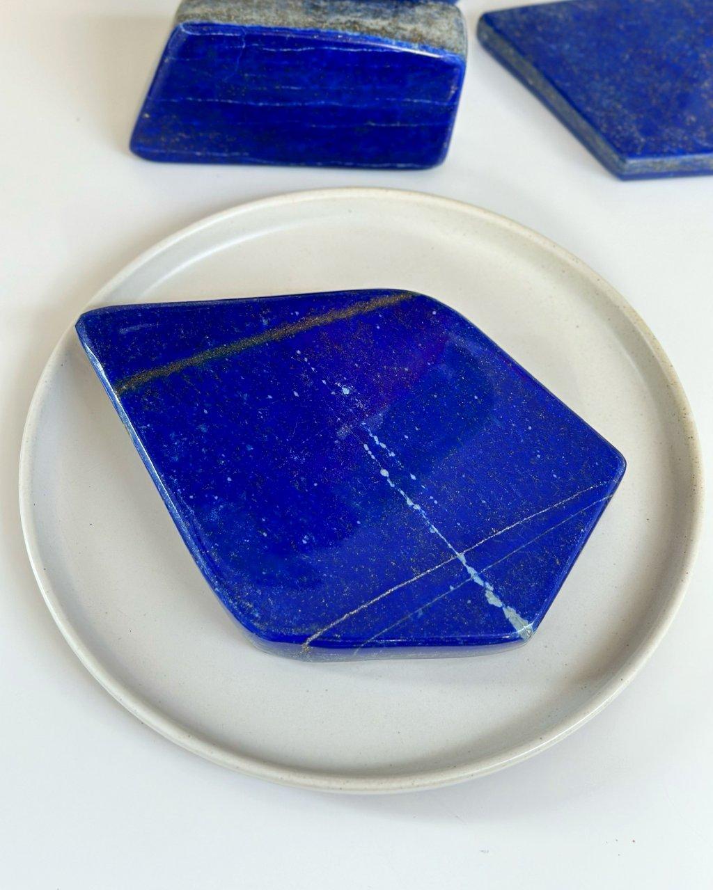 Lapis lazuli hlazený extra velký Afganistan