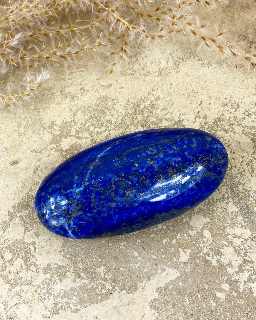 Lapis lazuli hlazené mýdlo Afganistan 170g
