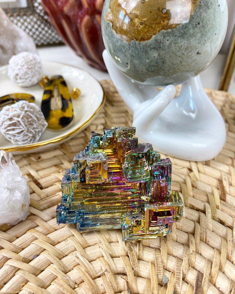 Minerál bismut ryzí syntetický