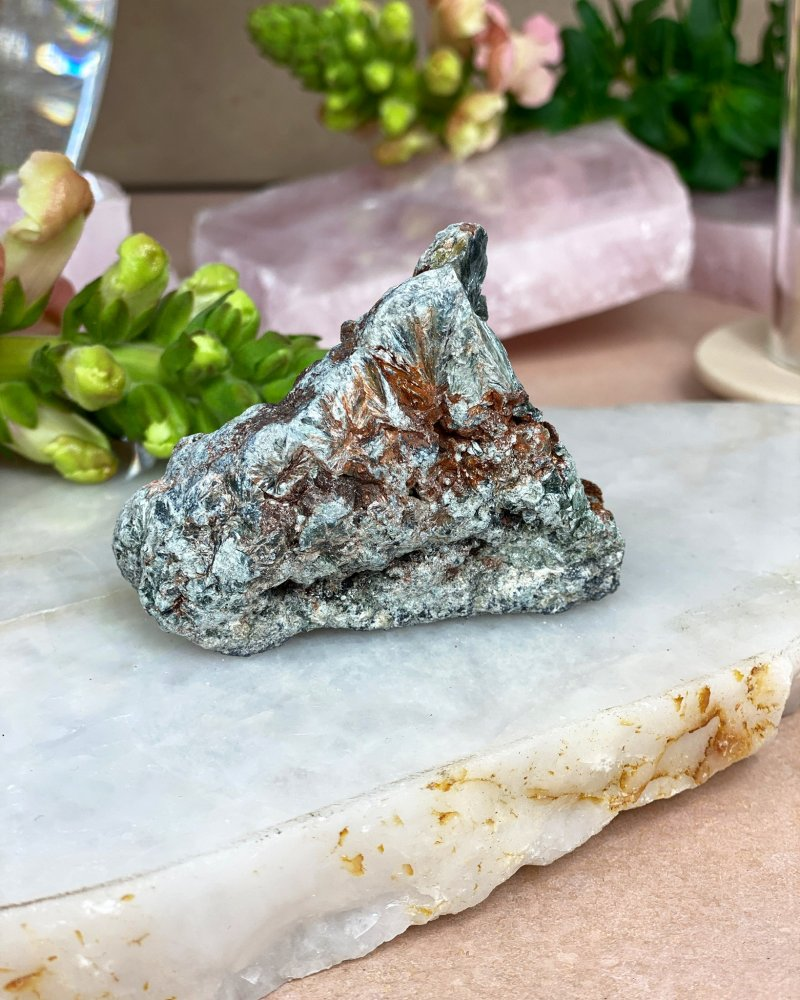 Polodrahokam serafinit surový Sibiř menší