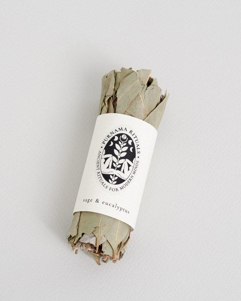 Šalvěj a Eukalyptus – vykuřovací svazek