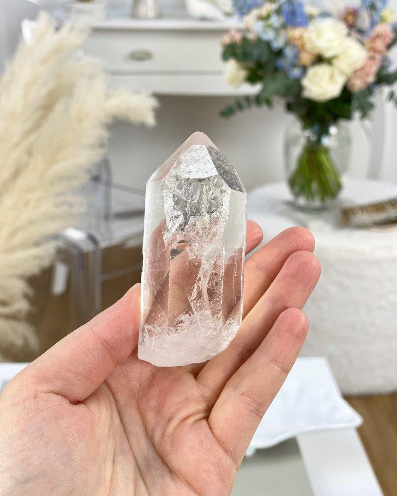 Křišťál surový krystal Brazílie 43g