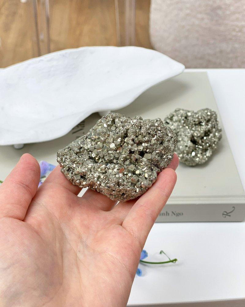 Drahé kameny pyrit Peru