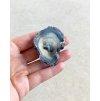 Chalcedonová růže nerost surový Brazílie 40g
