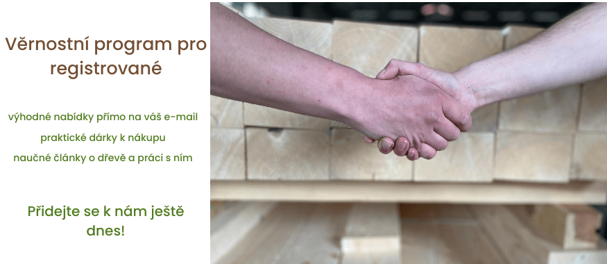 Věrnostní program zákazník